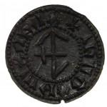 mittelalterliches Petschaft mit Hausmarke um 1400