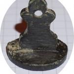 datierter Siegelstempel 1779 für Sauer-Wasser aus Langenschwalbach (heute Bad Schwalbach)
