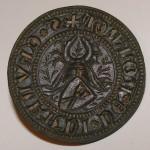 mittelalterliches Adelssiegel aus Bayern von herausragender Qualität