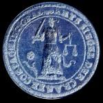 Cramercompagnie-grabow, um 1700 gespiegelt