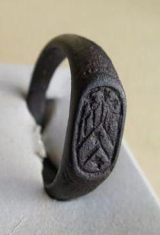früh-neuzeitlicher Siegelring