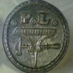 neuzeitliches Petschaft um 1800