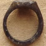 neuzeitlicher Siegelring um 1800