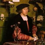 Gemälde, Händler mit Petschaft links am Regal,von Hans Hohlbein.jpg