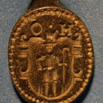 neuzeitlicher Siegelring , etwa 16. Jh.
