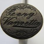 neuzeitliches Petschaft, um 1850 (gespiegelt)