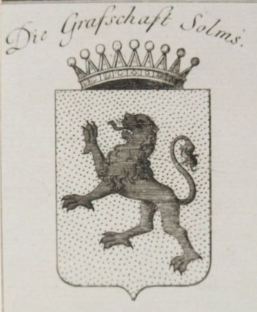 silbernes Petschaft, ca. 18.JH., Handhabe abgebrochen, gekröntes Löwenwappen