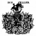 Adels-Petschaft um 1700, Familie Peller (aus Siebmachers Wappenbuch)