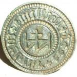 Doppel-Siegel mit Hausmarke, etwa 15./16.Jh.