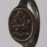 Siegelring eines Metzgers