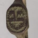 neuzeitlicher Siegelring