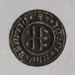 """Doppelsiegel mit Hausmarken """"S' x herman x van  x ried(b)e xx"""", etwa 15.Jh."""