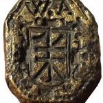 Siegelring aus Danzig mit Hausmarke im Wappen 16./17. Jh.