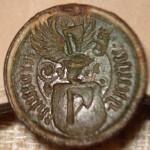 Petschaft des Jeromias Gienger 1473-1554