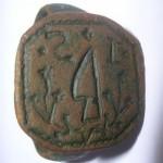 Siegelring eines Bauern um 1700