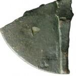 zerschlagenes Siegel des letzten Rügenfürsten Wizlaw III