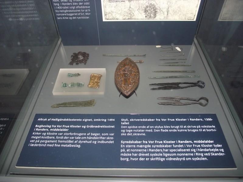 Randers / DK Klostersiegel um 1300