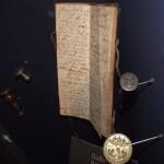 Randers / DK 4 Petschafte aus der Zeit zwischen 1684 und 1777