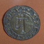 Greifswald Landesmuseum: mittelalterliches Petschaft mit Hausmarke