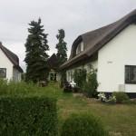 Insel Hiddensee, Hausmarke am Gebäude